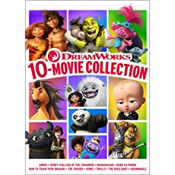DreamWorks 10-Movie Collection
