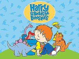 Harry and His Bucket Full of Dinosaurs, Season 1