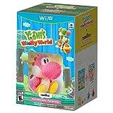 Yoshi's Woolly World + Pink Yarn Yoshi amiibo - Wii U