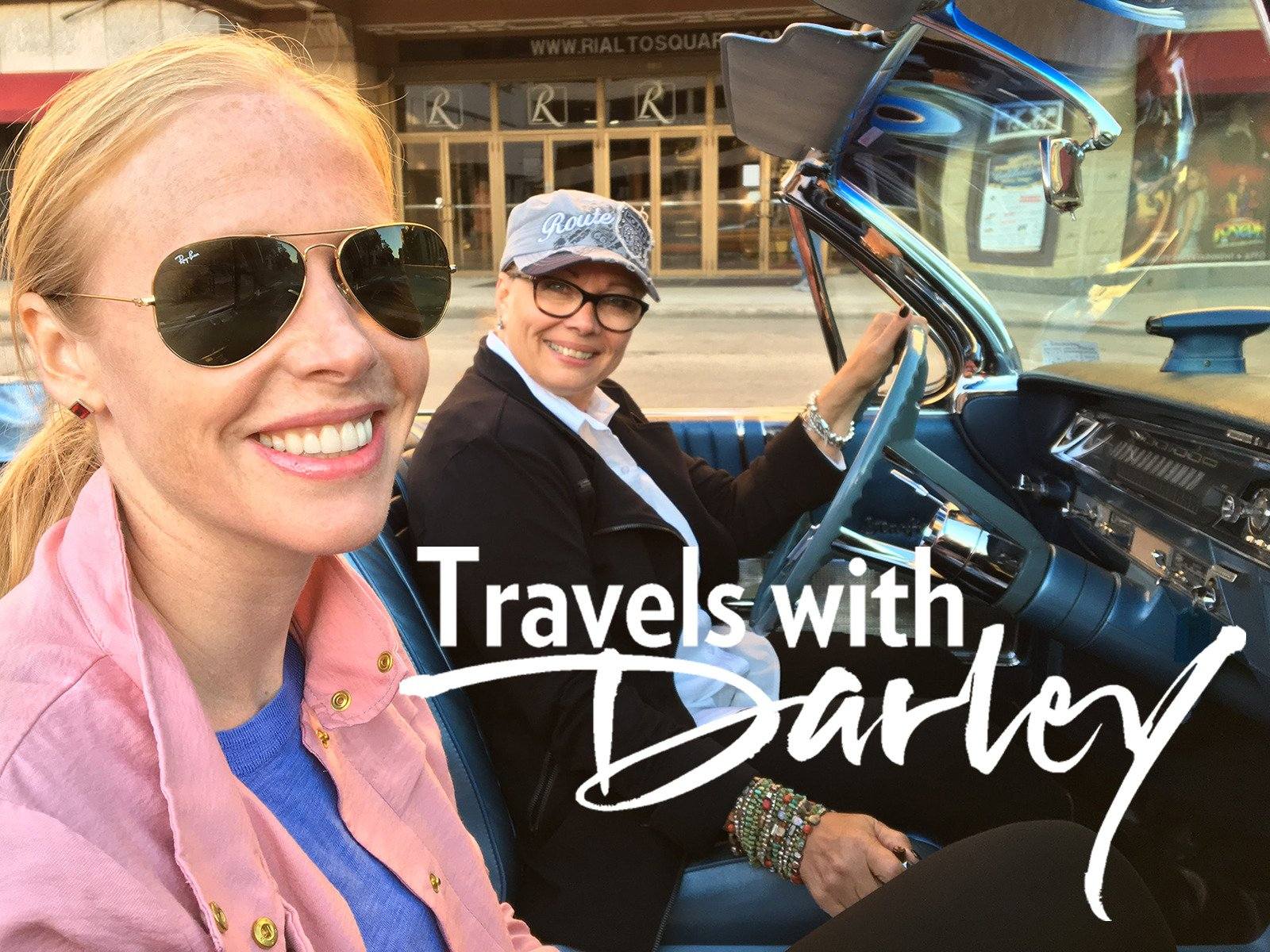 Travels with Darley on Amazon Prime Video UK