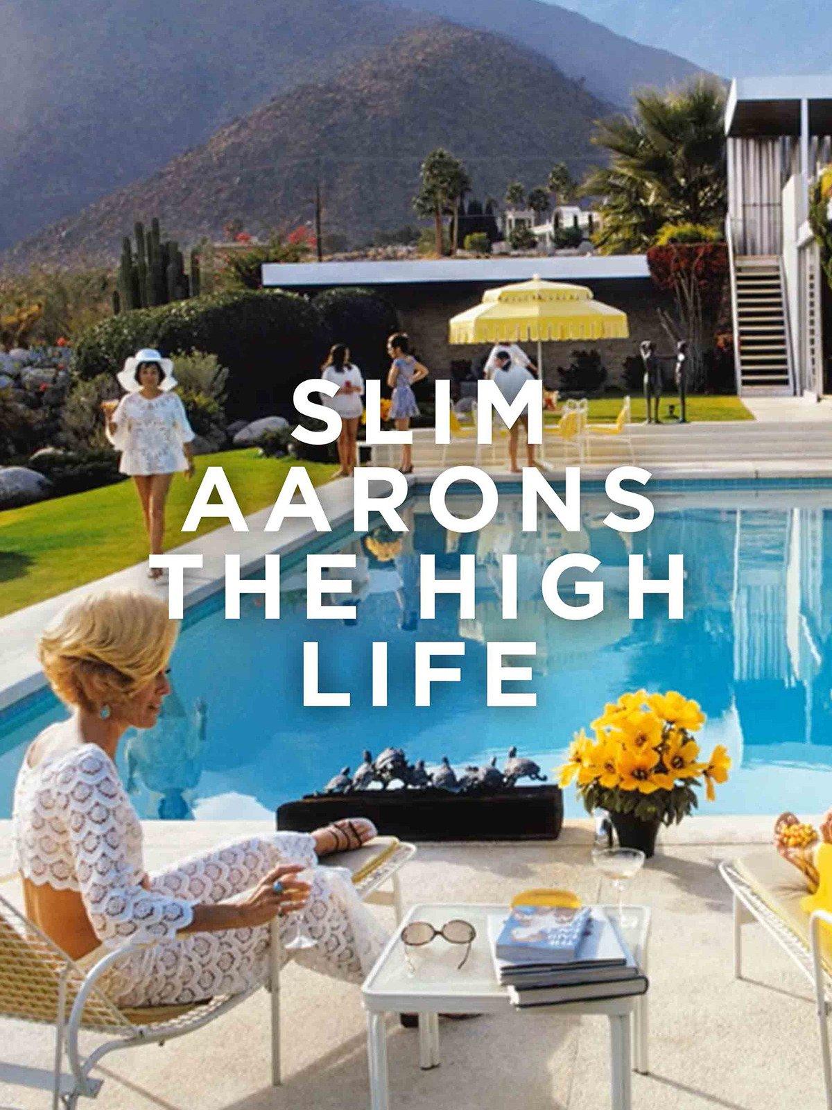 Slim Aarons on Amazon Prime Instant Video UK