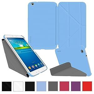 rooCASE rooCASE Samsung Galaxy Tab 3 7.0 caso carcasas cubierta funda folio  Electrónica revisión y descripción más