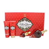 Katy Perry Killer Queen 4 Piece Gift Set for Women (Tamaño: Gift Set)