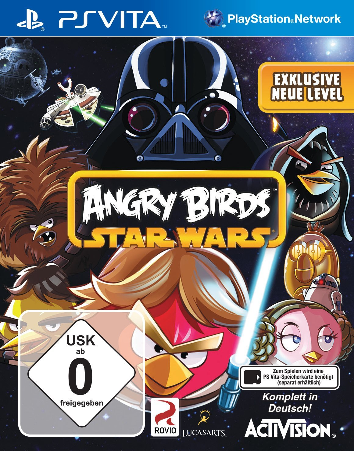 product photo for Angry Birds Star Wars