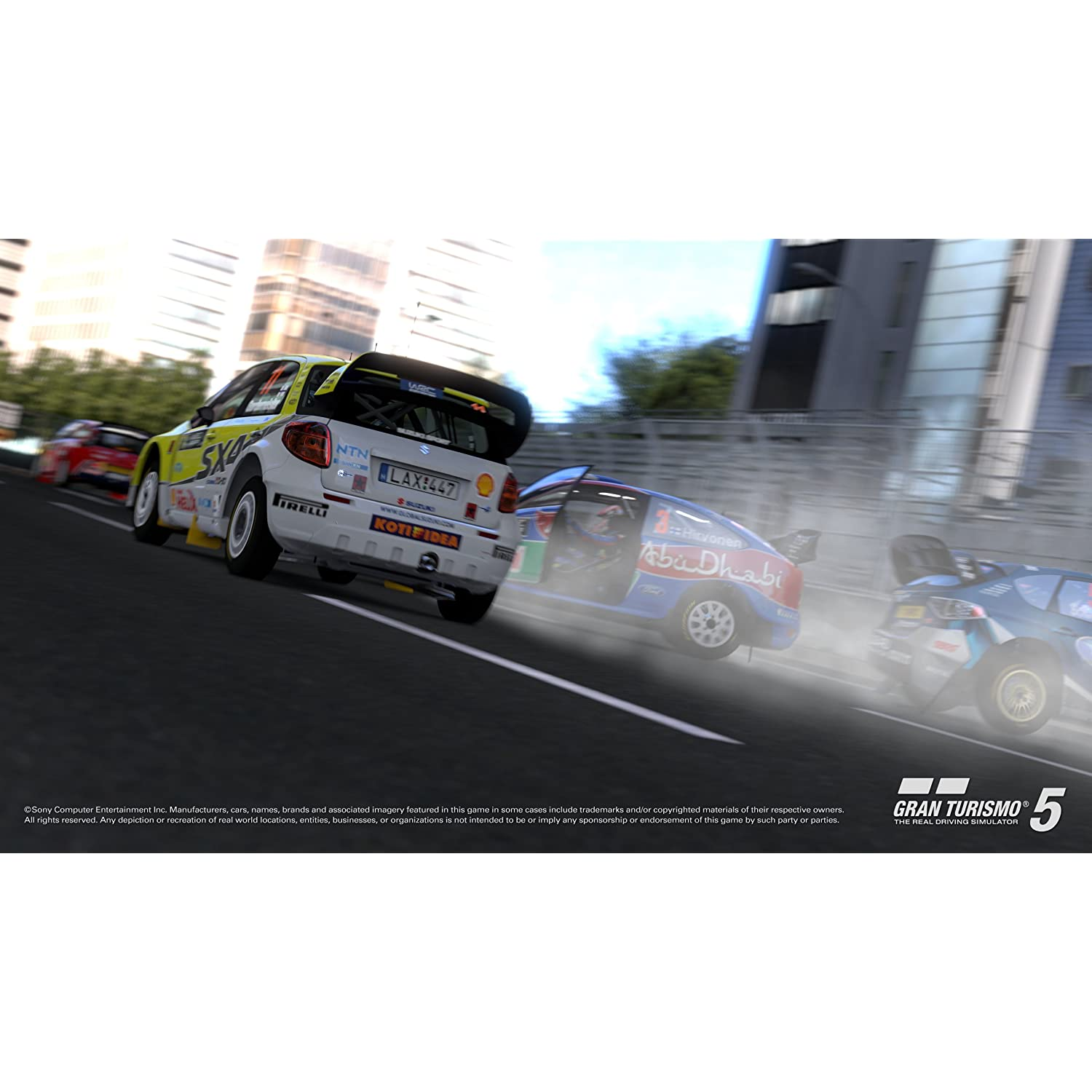 Game, Games, Video Game, Video Games, Playstation 3, PS3, Gran Turismo 5