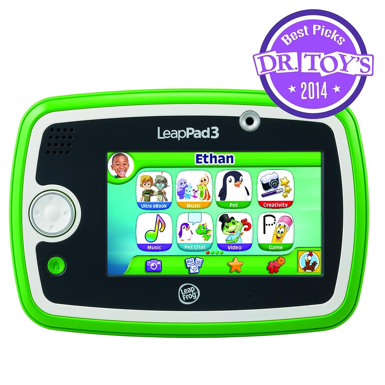 Leapfrog leappad3 kids learning tablet 49 99 today only reg 99