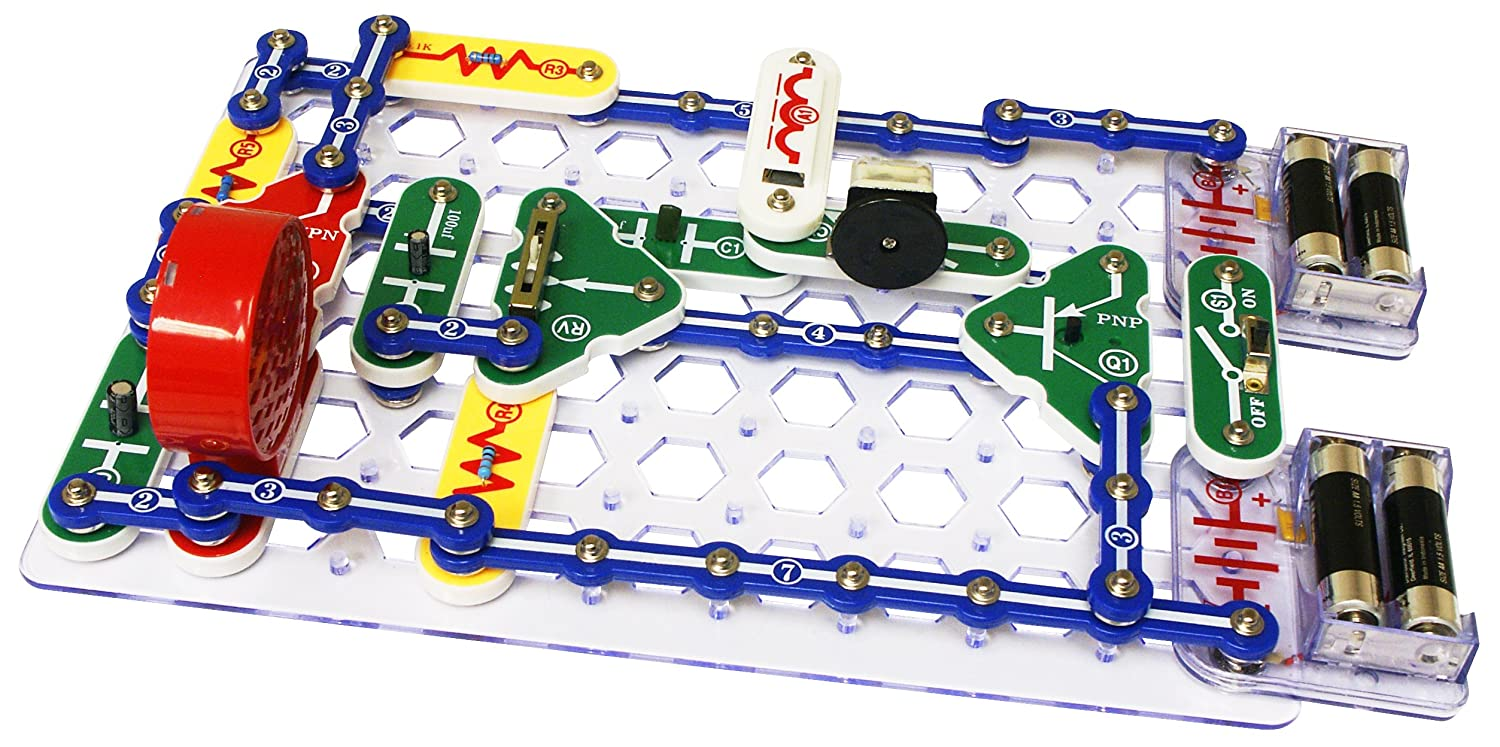 snap circuits jr instructions