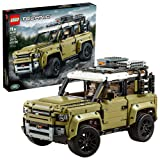 LEGO Technic Land Rover Defender 42110 Building Kit, New 2019 (2,573 Pieces) (Color: Multi)
