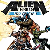 img - for Alien Legion: Uncivil War (Issues) (4 Book Series) book / textbook / text book