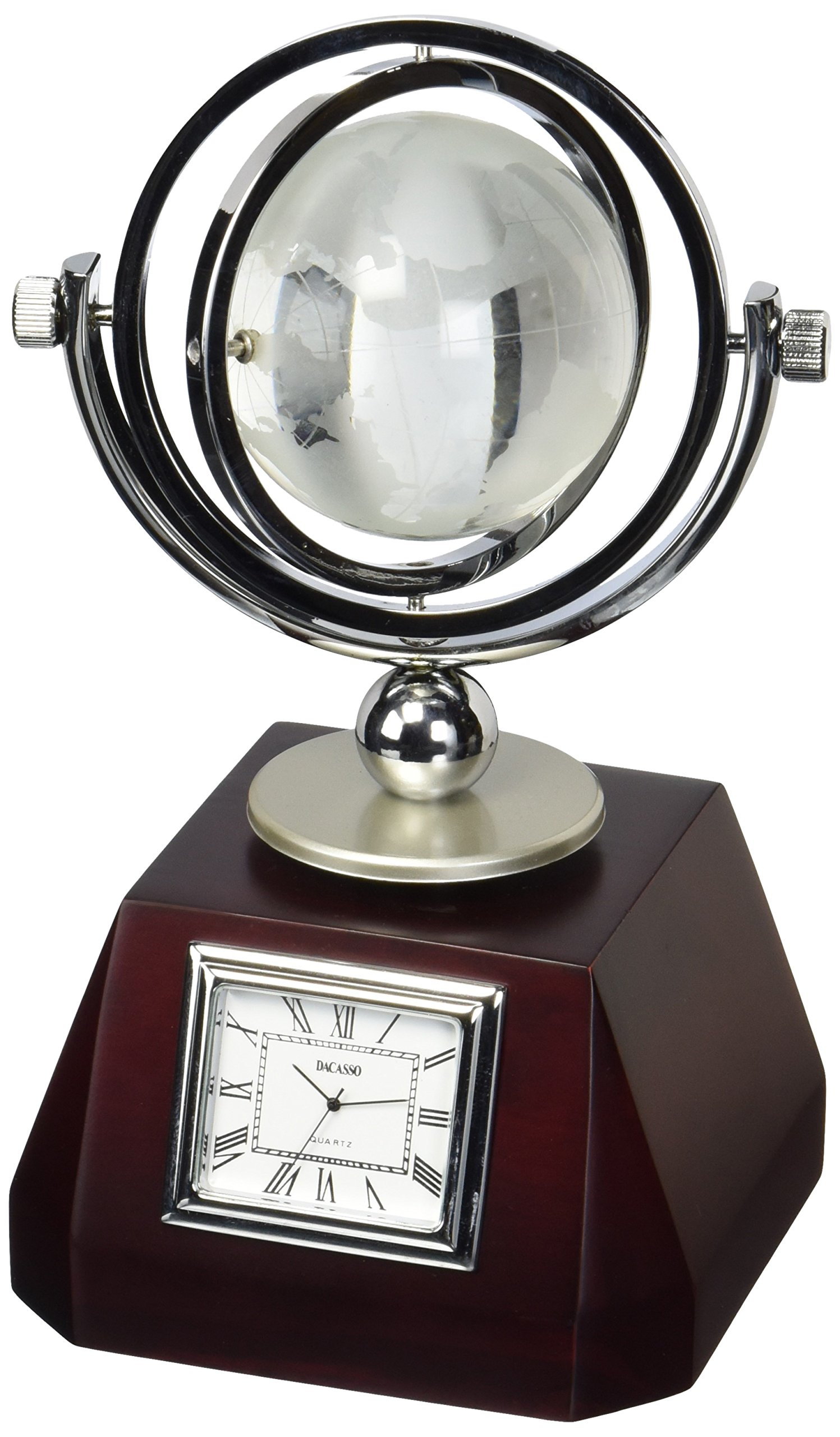 Global Desk Clock