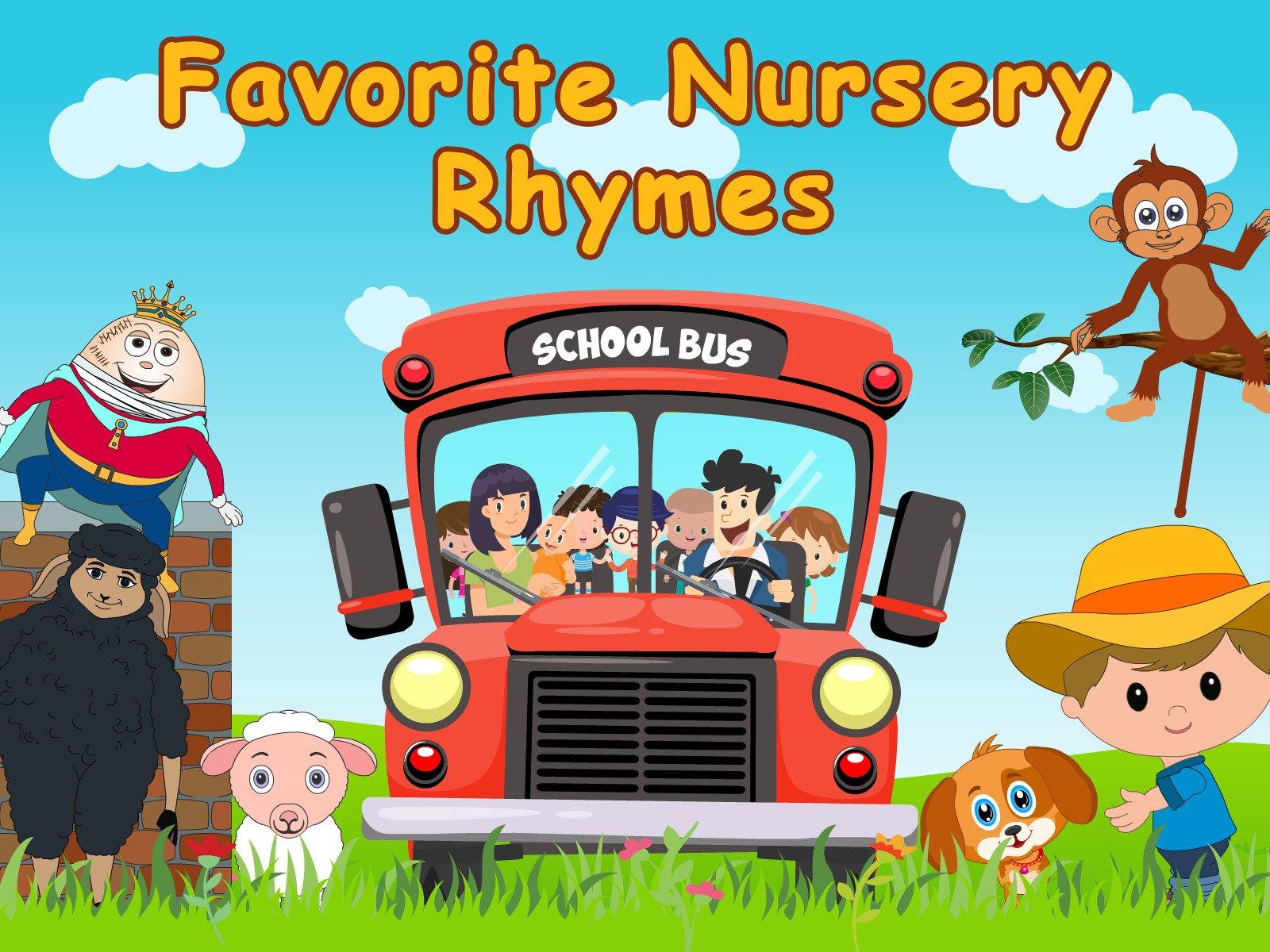 Favorite Nursery Rhymes - Season 1