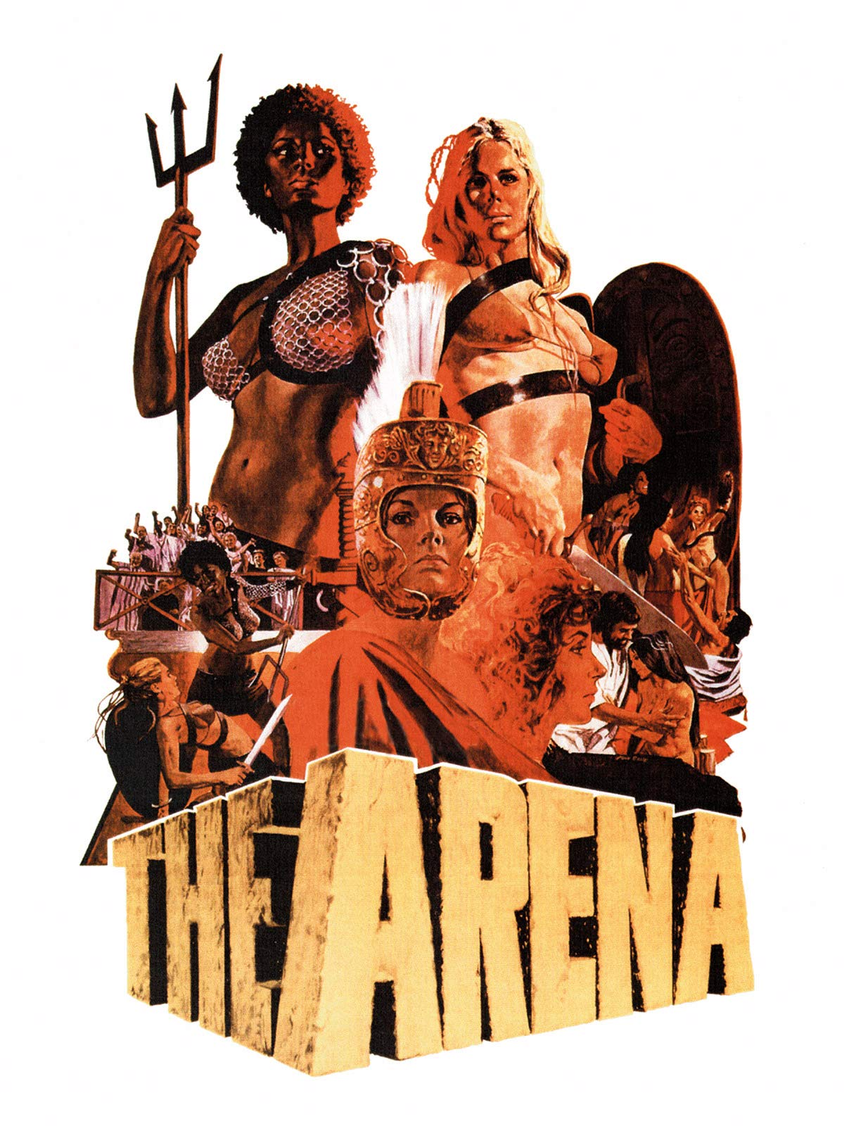 The Arena on Amazon Prime Instant Video UK