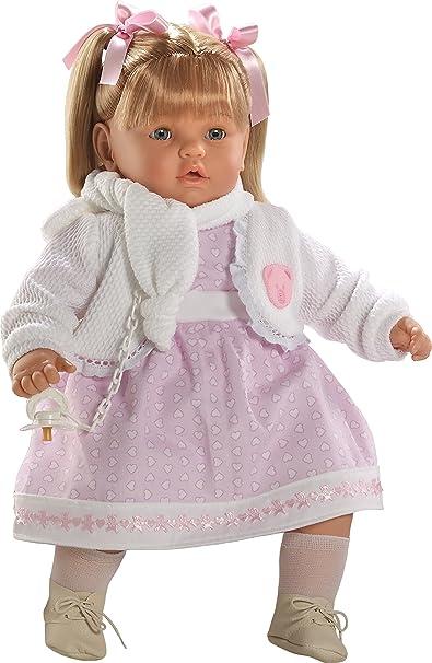 Muñecas Berbesa - 8034 - Baby Dulzon Poupée - 62 cm