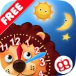 Interactive Telling Time Free - Learning to tell time is fun