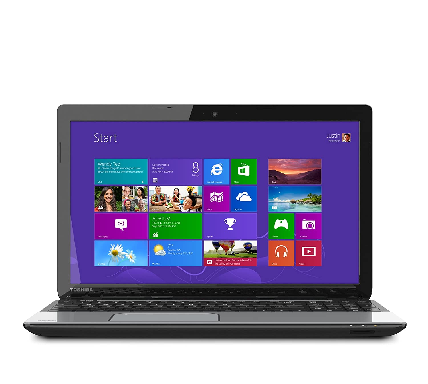 Samsung NP915S3G-K01US ATIV Book 9 Lite 13.3-inch Touch-Screen Laptop