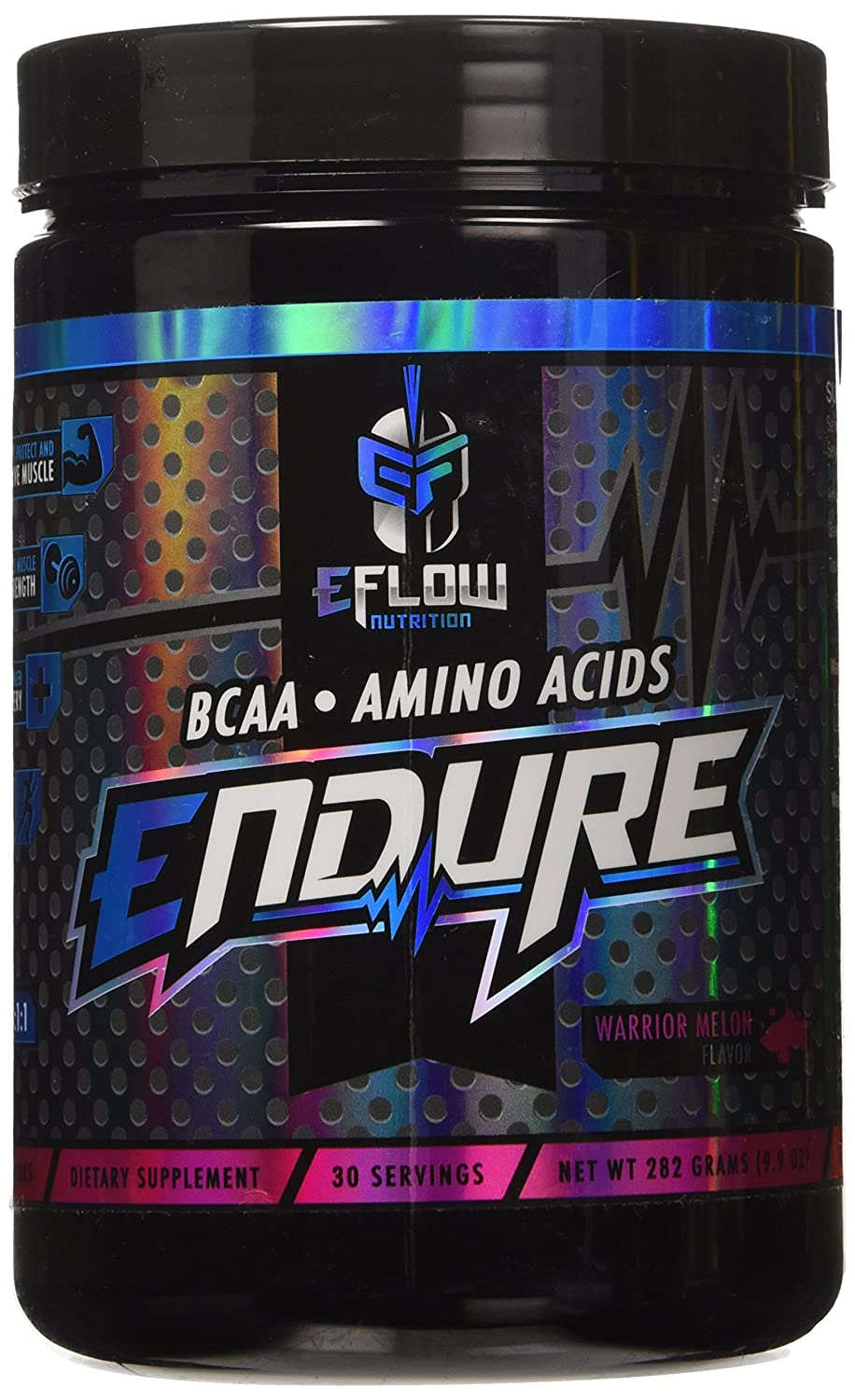 eFlow ENDURE Warrior BCAA Supplement