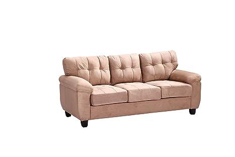 Glory Furniture G904A-S Living Room Sofa, Mocha