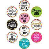 Confetti Positive Sayings Accents (8890) (Color: Original Version)