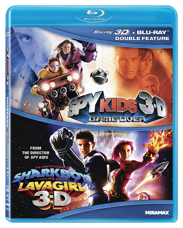 Spy kids 3-d: game over | movie fanart | fanart. Tv.