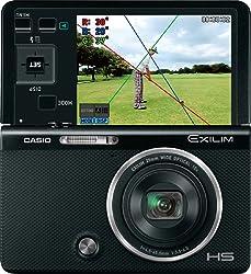 CASIO-デジタルカメラ-石川遼プロのスイングムービー内蔵-ゴルファー向けハイスピードカメラ