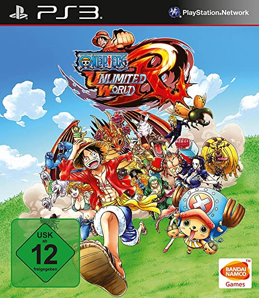 One Piece Unlimited World Red, PS3