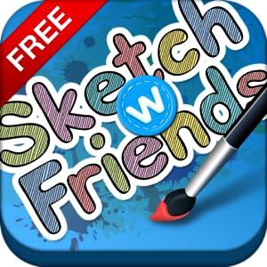 Sketch W Friends FREE by XLabz Technologies Pvt. Ltd.
