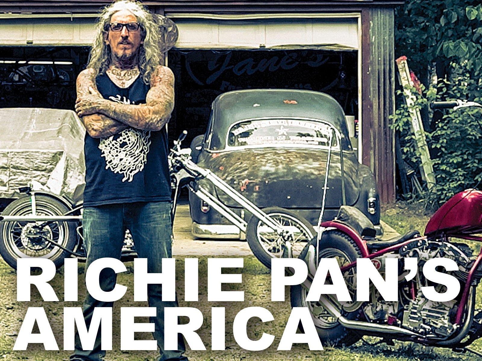 Richie Pan's America