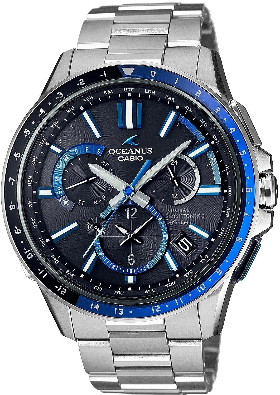 CASIO OCEANUS GPS OCW-G1100-1AJF B01565MTY8