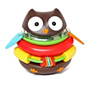 Skip Hop Explore and More Rocking Stacker Owl