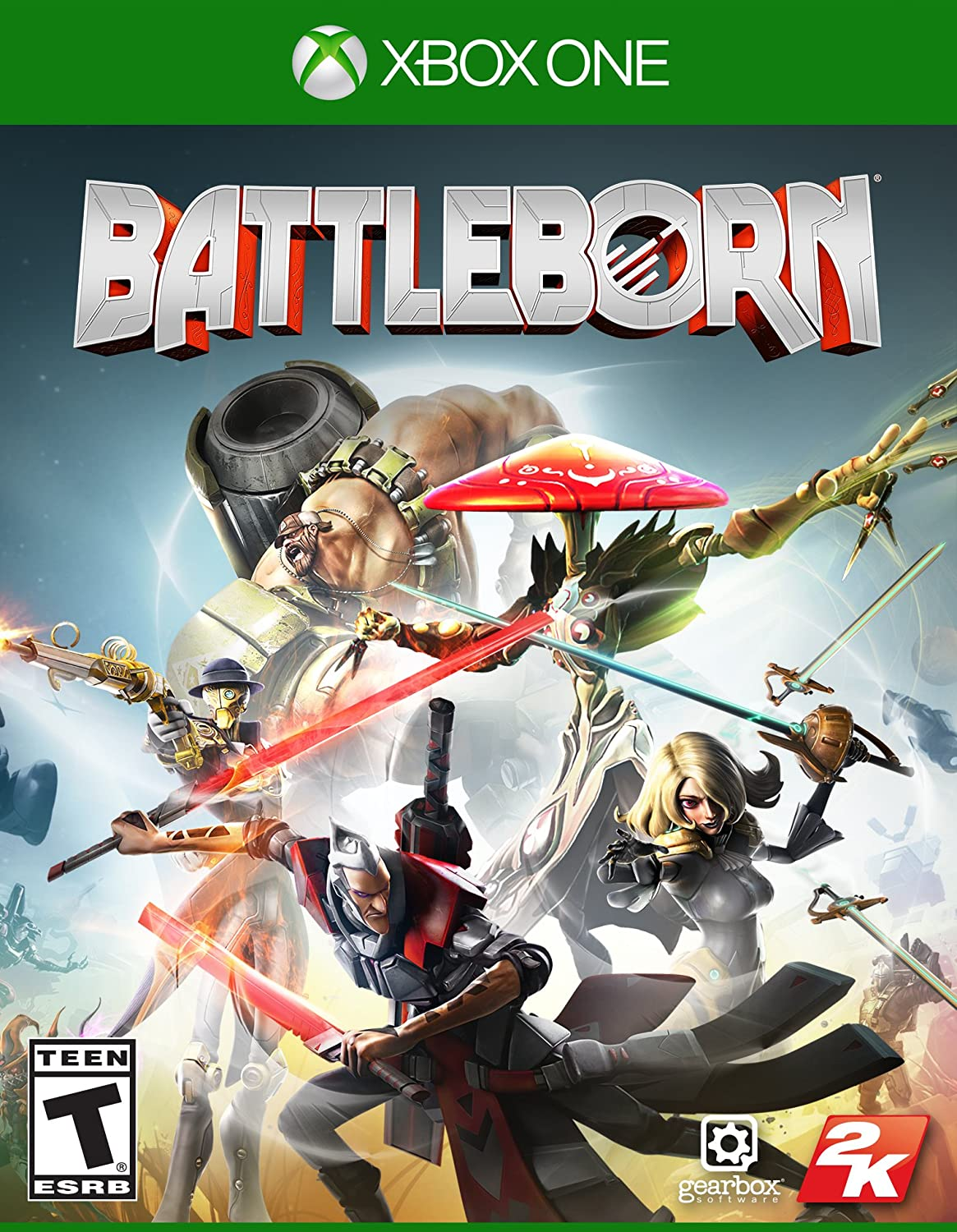 Battleborn - Xbox One Digital Code
