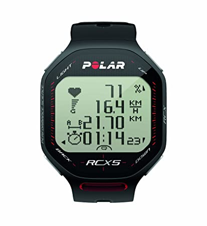 Polar RCX5 GPS Heart Rate Monitor Watch