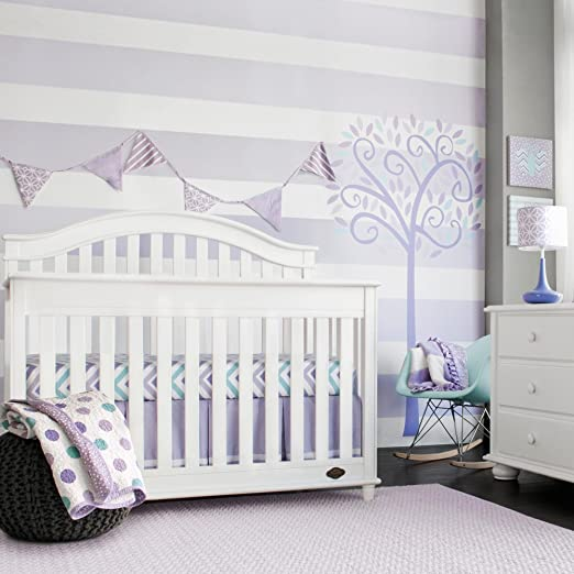 Cocalo Violet Baby Bedding