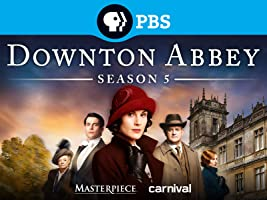 MASTERPIECE: Downton Abbey Season 5 [HD]