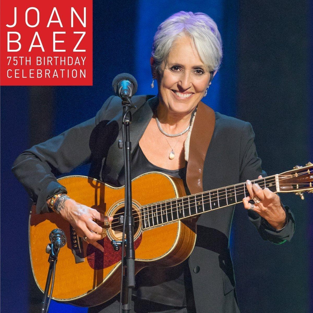 Joan Baez 75th Birthday Celebration (2 CD/DVD Combo)