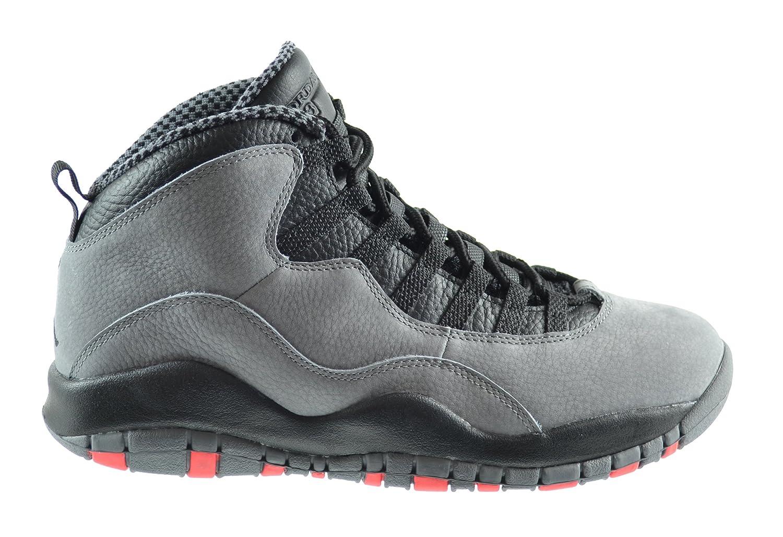 Air Jordan Retro 10 Men\\u0026#39;s Basketball Shoes Cool Grey/