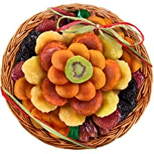 Arrangement of Dried Fruit
