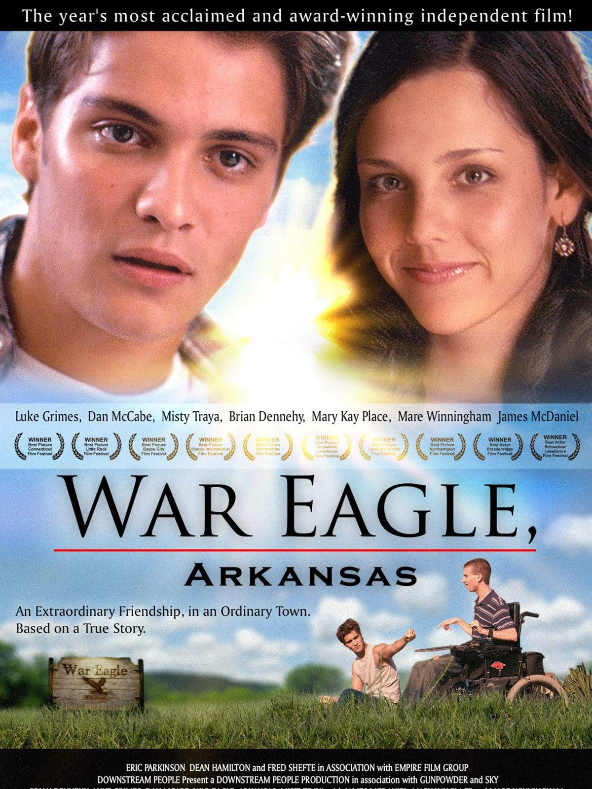War Eagle, Arkansas on Amazon Prime Video UK