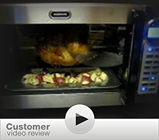 Convection Countertop Oven Farberware : ... Reviews: Farberware FAC900R Countertop Convection Oven with Rotisserie