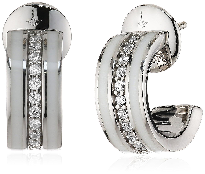 Joop Damen-Ohrhänger Epoxy Zirkonia weiss 925 Sterling Silber JPER90254B000 online bestellen