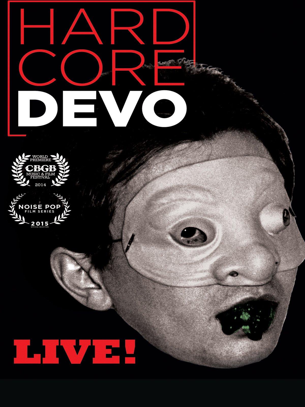 Devo on Amazon Prime Instant Video UK