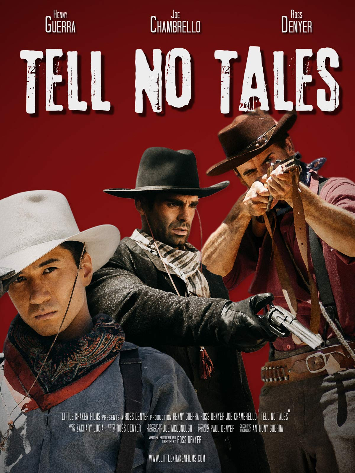 Tell No Tales on Amazon Prime Instant Video UK