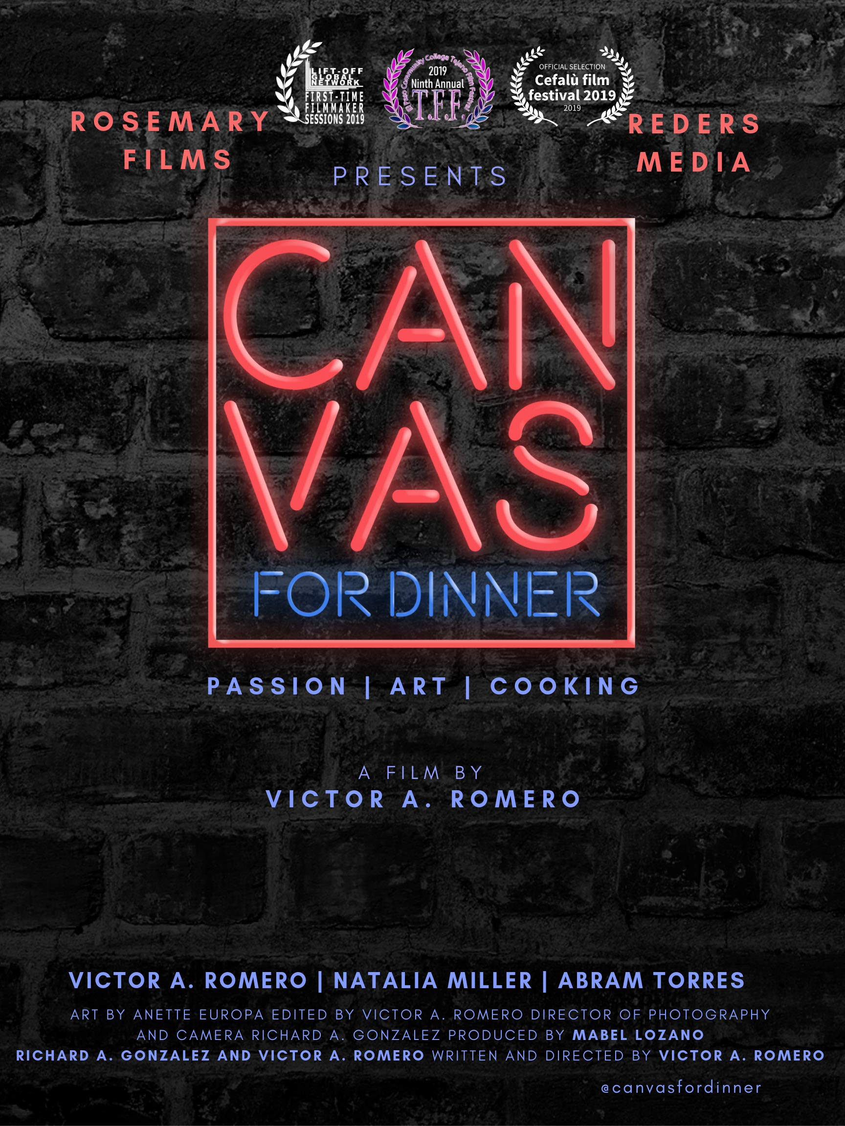 Canvas For Dinner
