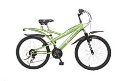 Kross K-30 24T Multi Speed Bicycle (Green)