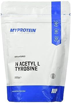 Myprotein N Acetyl L-Tyrosine, 1er Pack (1 x 500 g)
