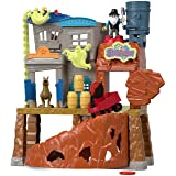Fisher-Price Imaginext Scooby-Doo Haunted Ghost Town (Color: Multi Color)