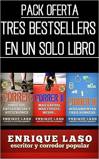 CORRER: Pack tres guías en UNA (Spanish Edition)