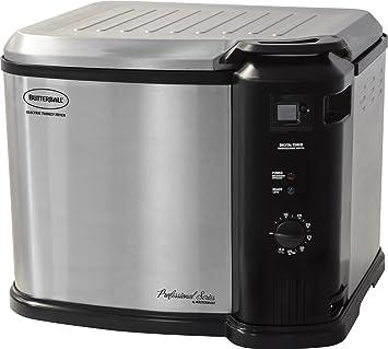 Masterbuilt 23011114 Butterball Indoor Gen III Electric Fryer Cooker Extra Large Capacity