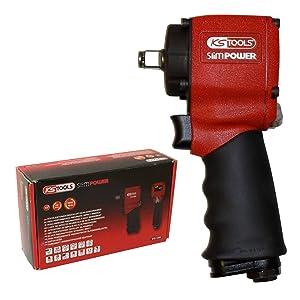 KS Tools 1/2 Zoll Slim Power HochleistungsDruckluftSchlagschrauber 1.050Nm, 515.1240  BaumarktKundenbewertung und weitere Informationen
