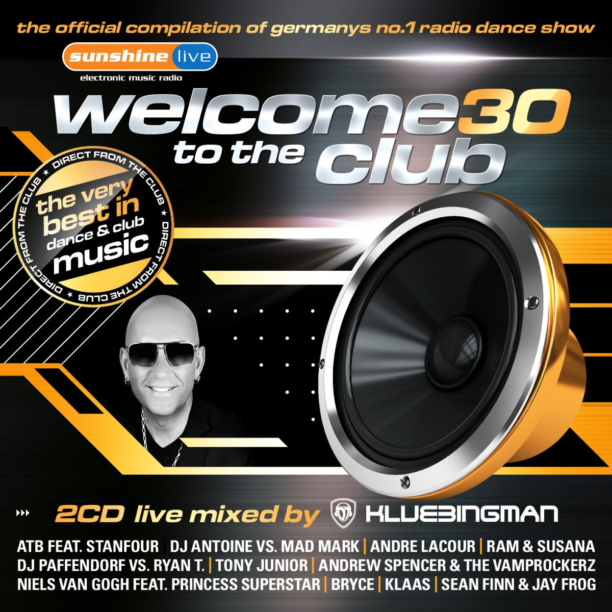 Various Artists-Welcome To The Club 30