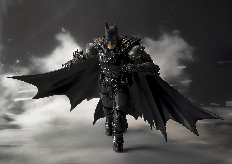 "Bandai Tamashii Nations S.H.Figuarts Batman ""INJUSTICE Ver."" Action Figure"